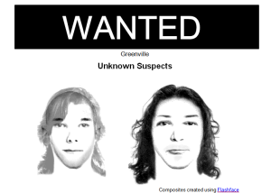 Wanted poster by Zed Amadeo