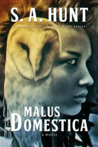 Malus Domestica - book cover from Goodreads